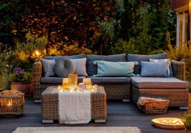 5 astuces pour aménager votre terrasse